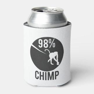 Porta-lata chimpanzé de 98%