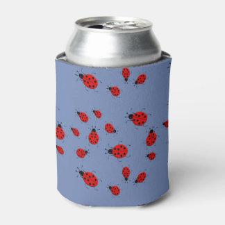 Porta-lata Clipart colorido bonito dos joaninhas
