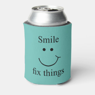 Porta-lata Coisas do reparo do sorriso