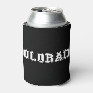 Porta-lata Colorado