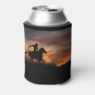 Porta-lata Copo acolhedor do vaqueiro