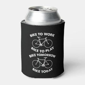 Porta-lata Da bicicleta ciclismo legal para sempre -
