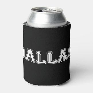 Porta-lata Dallas Texas