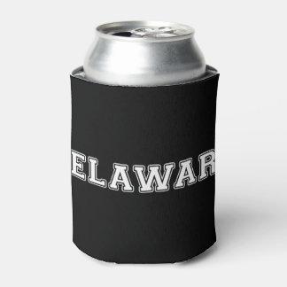 Porta-lata Delaware