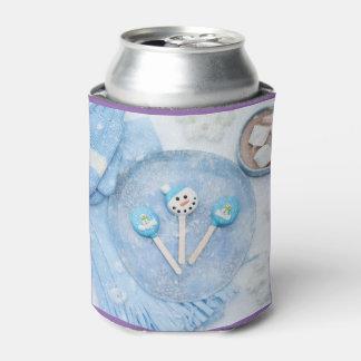 Porta-lata Deleites e presentes do tempo de inverno