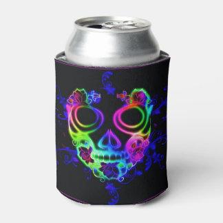 Porta-lata Design do crânio