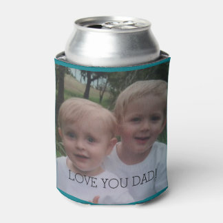 Porta-lata Dia dos pais do refrigerador da cerveja do