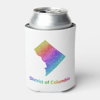 Porta-lata Distrito de Columbia