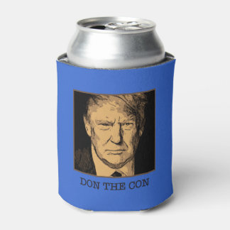Porta-lata Donald Trump Don o engodo