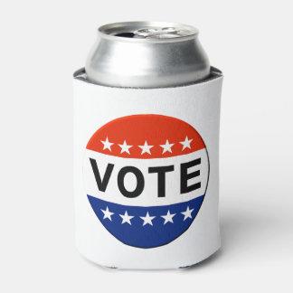 Porta-lata Eleições Midterm do voto 2018
