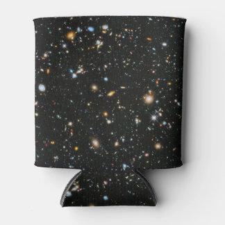 Porta-lata Estrelas e galáxias do espaço profundo