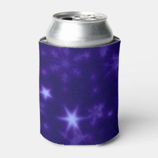 Porta-lata Estrelas obscuras azuis