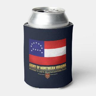 Porta-lata Exército de Virgínia do norte (F10)