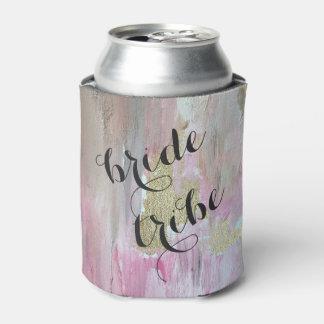 Porta-lata Festa de solteira Coozie/rosa mais fresco do tribo