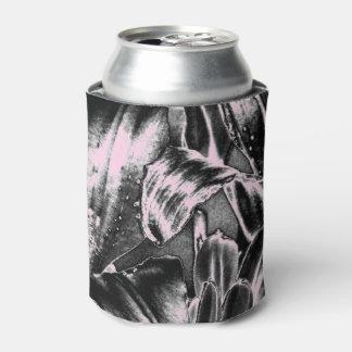 Porta-lata Flores do metal