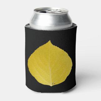 Porta-lata Folha amarela #5 de Aspen