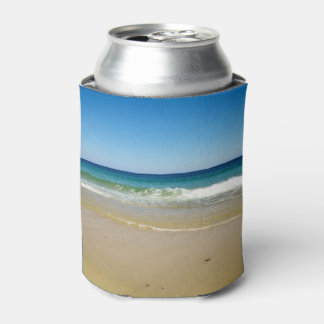 Porta-lata Foto da praia