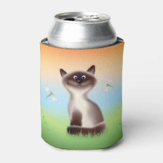 Porta-lata Gato manhoso