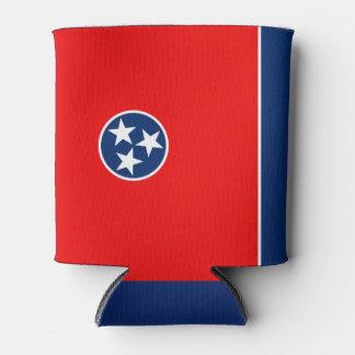 Porta-lata Gráfico dinâmico da bandeira do estado de