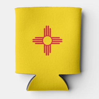 Porta-lata Gráfico dinâmico da bandeira do estado de New