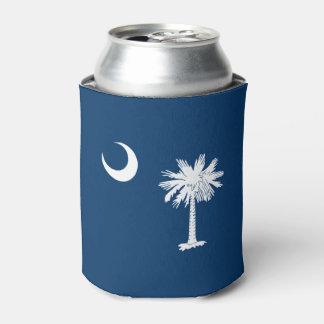 Porta-lata Gráfico dinâmico da bandeira do estado de South