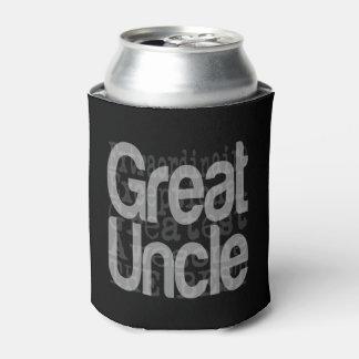 Porta-lata Grande tio Extraordinaire