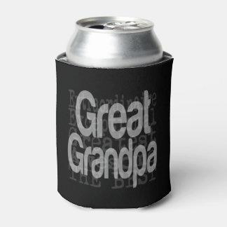 Porta-lata Grande vovô Extraordinaire