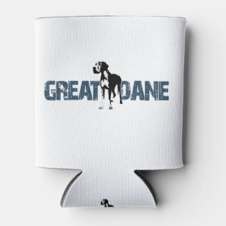 Porta-lata Great dane