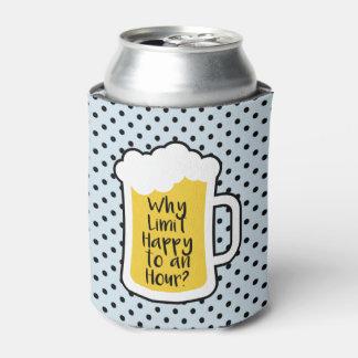 Porta-lata Happy hour
