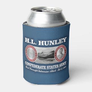 Porta-lata HL de Hunley (CSA)