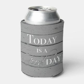Porta-lata Hoje é um bom dia pode refrigerador