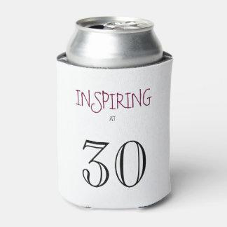 Porta-lata Inspiração no trigésimo aniversário 30