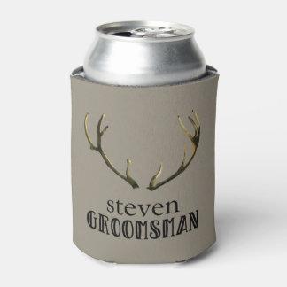 Porta-lata Lata de cerveja de Coozie dos Antlers do padrinho