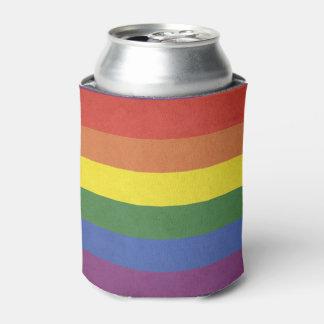 Porta-lata Listras do arco-íris