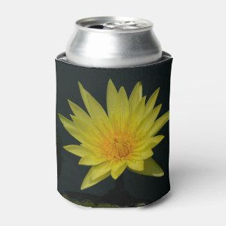 Porta-lata Lotus amarelo Waterlily