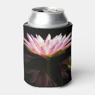 Porta-lata Lotus cor-de-rosa Waterlily