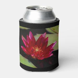 Porta-lata Lotus magenta Waterlily