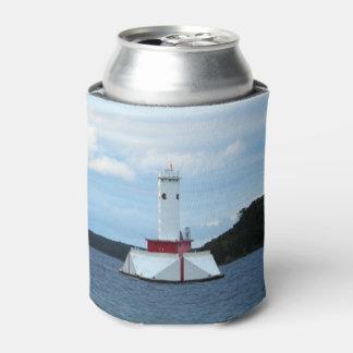 Porta-lata Luz redonda da passagem da ilha