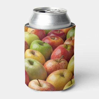 Porta-lata Maçãs - maduras & coloridas