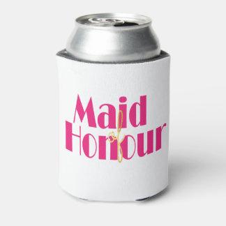 Porta-lata Maid-of-honour.