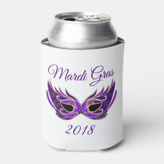 Porta-lata Máscara do carnaval 2018