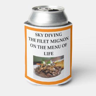 Porta-lata mergulho de céu