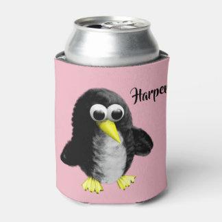 Porta-lata Meu amigo o pinguim