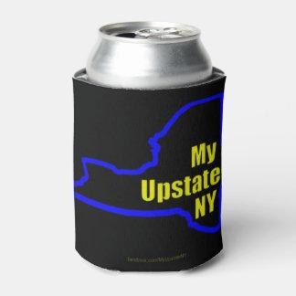 Porta-lata Meu do norte do estado NY pode luva acolhedor do