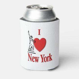 Porta-lata Mim amante NY