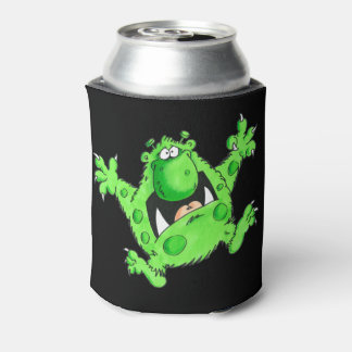 "Porta-lata Monstro reais do ""lil"""