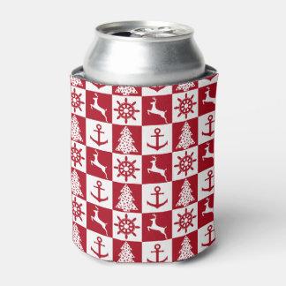 Porta-lata Natal náutico