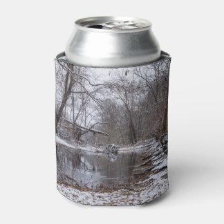 Porta-lata Neve do inverno de Finley