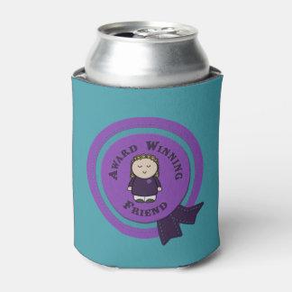 Porta-lata O amigo de vencimento do prêmio pode refrigerador