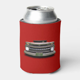 Porta-lata O camionete de Colorado brindou o refrigerador da